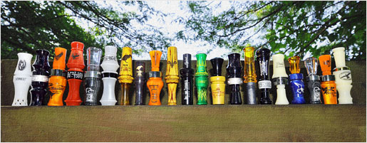 August 2012 Gear Guide: Duck Calls