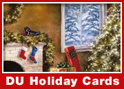 DU Holiday Cards