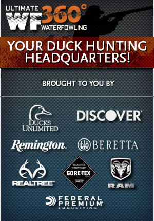 Waterfowl 360 2012 Sponsors