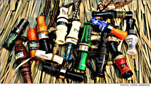 2013 Waterfowl Calls Guide