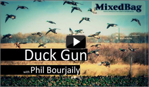 DU TV Duck Gun Tip with Phil Bourjaily