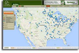 Ducks Unlimited Migration Map: Follow the Migration