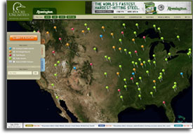Ducks Unlimited Migration Map: Follow the Migration