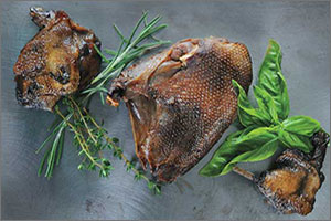 Waterfowl Recipe