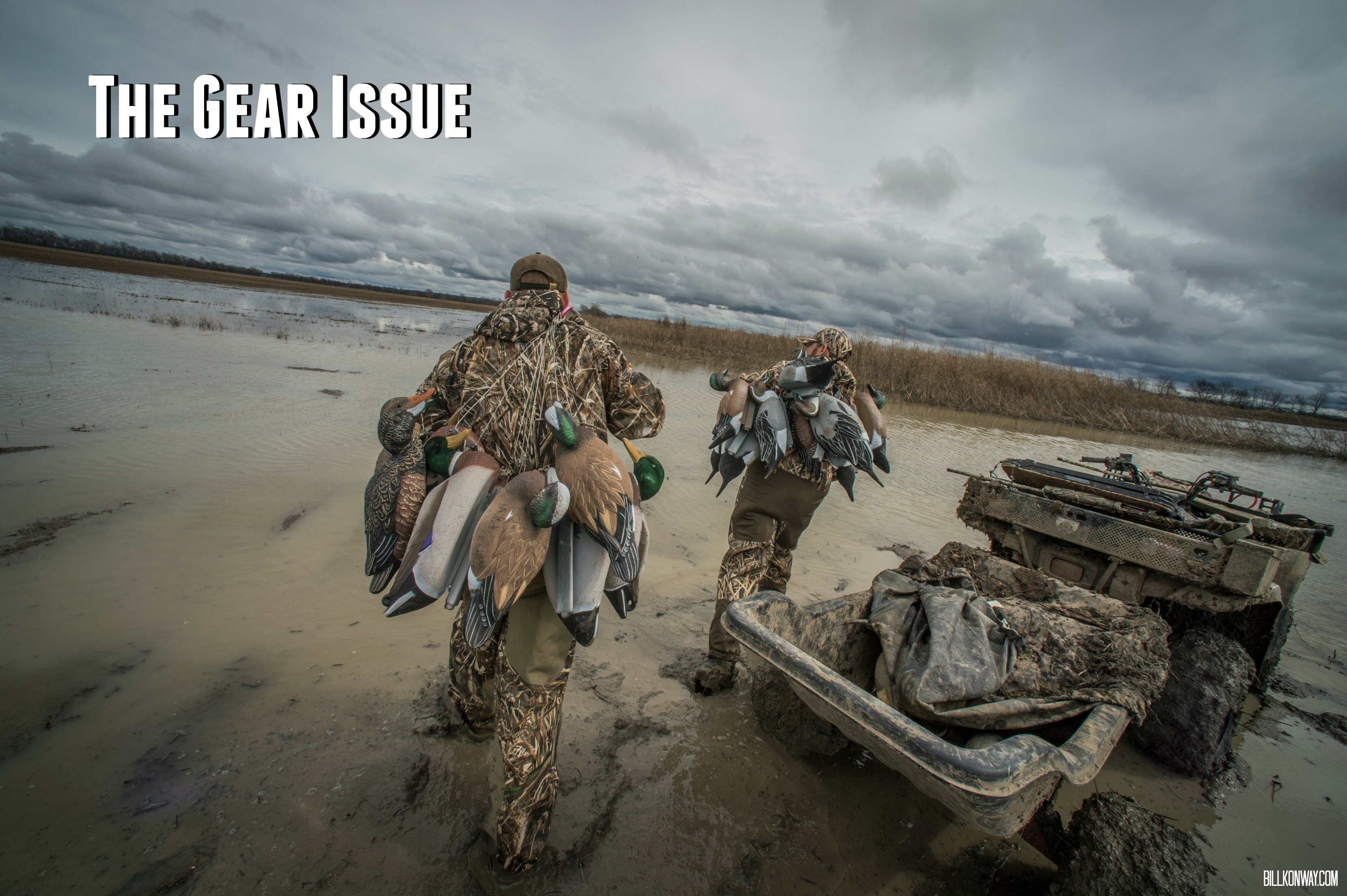 The Gear Issue