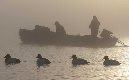 5 Extreme North American Waterfowl Hunts