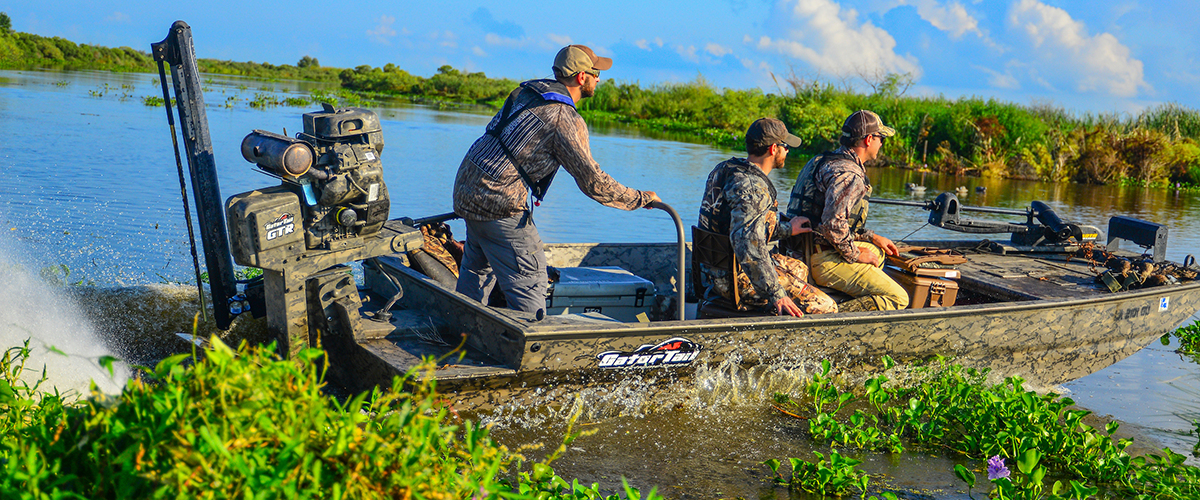 Plan a Louisiana Teal Trip Now