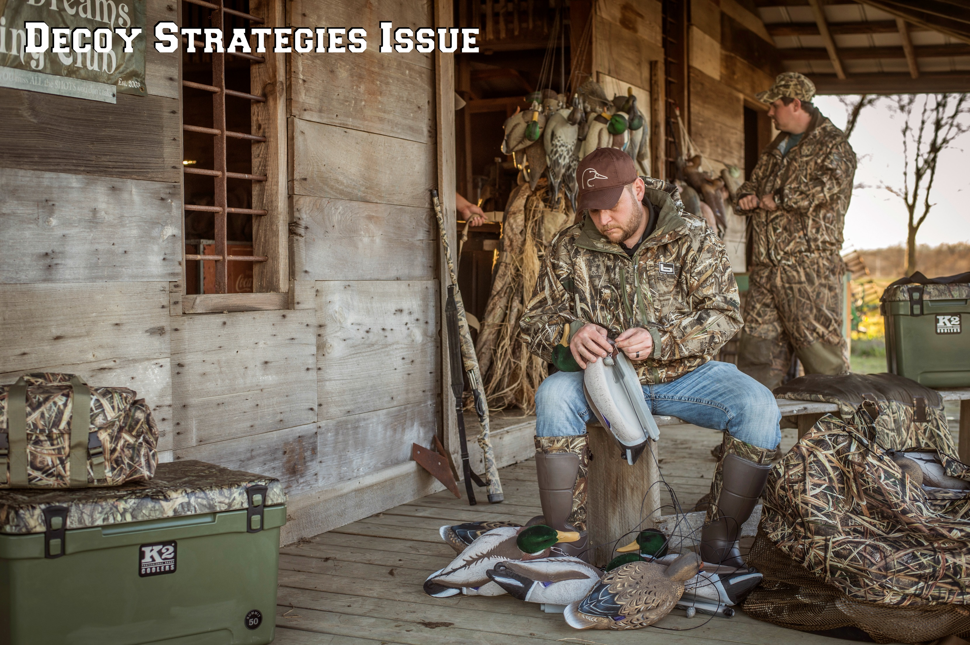 The Decoy Strategies Issue: October 2017